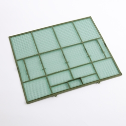 Left Catechin Filter(E12915100) for MSZ-A09NA, MSZ-A12NA, MSZ-A15NA, and MSZ-A17NA